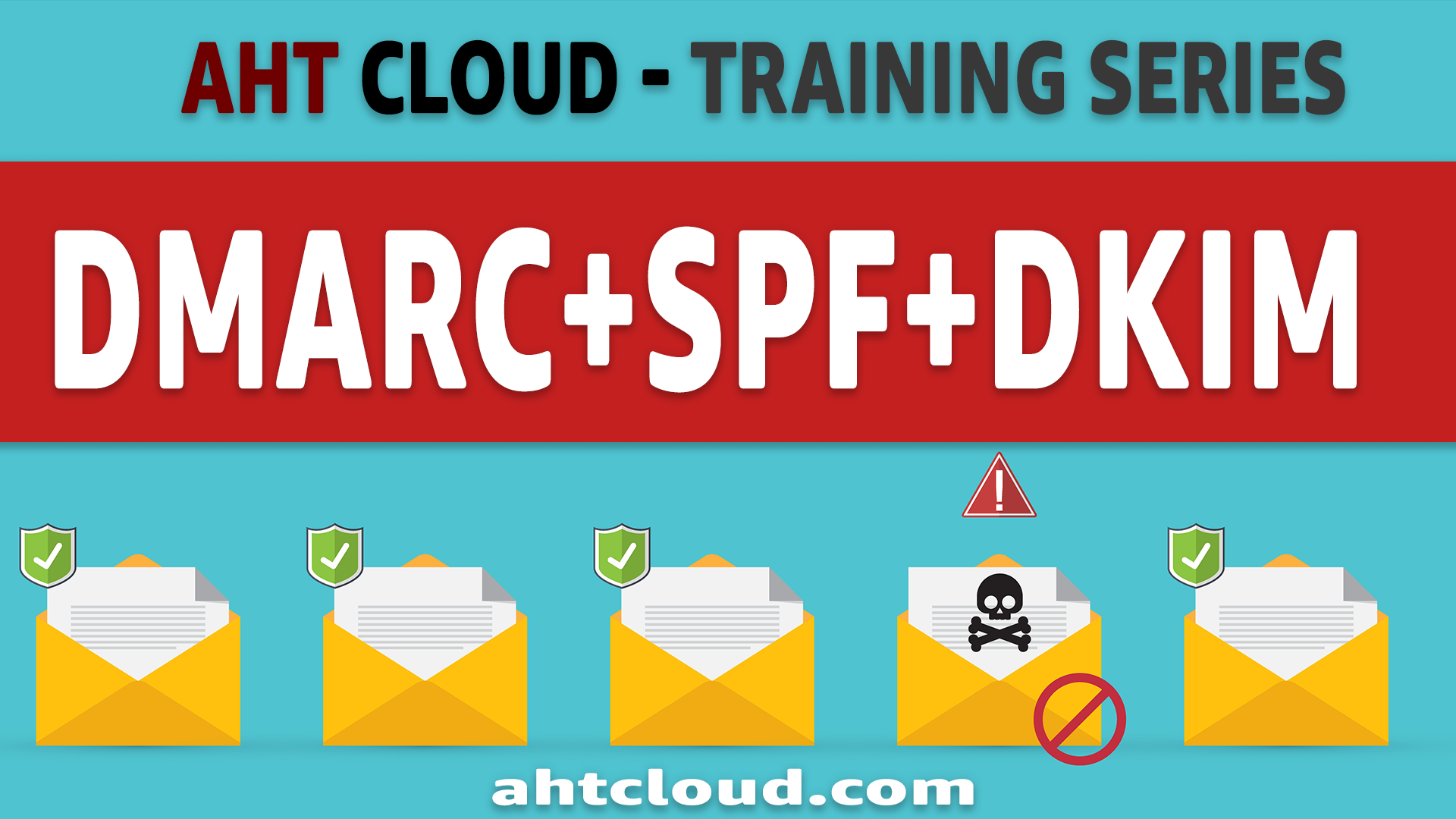 DMARC SPF DKIM Course By Emad Zaamout