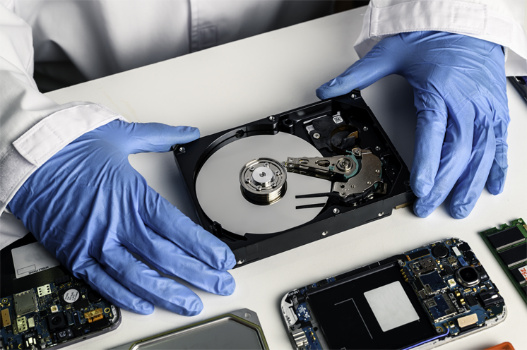 Calgary Data Recovery Services