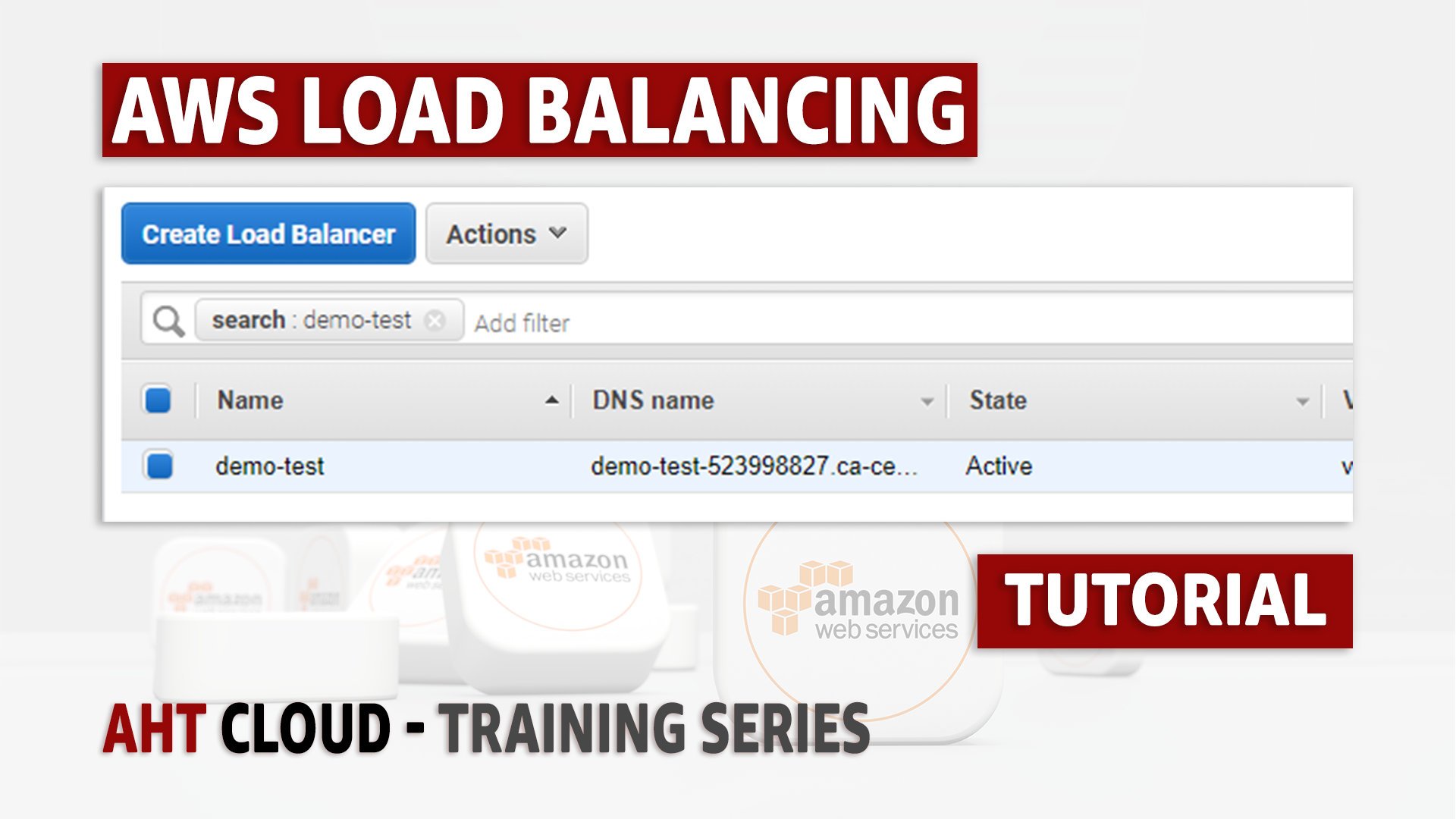 What is AWS Elastic Load Balancer By Emad Zaamout